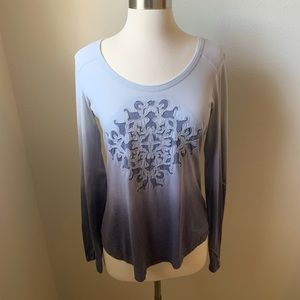 Athleta Long Sleeved Top size S